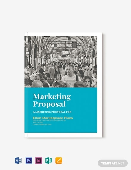 free marketing proposal template 440x570 1