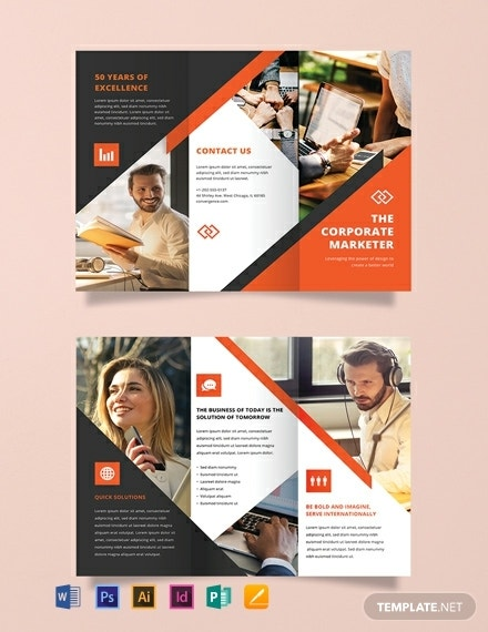 free modern brochure template 440x570 1
