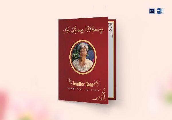 funeral bifold brochure 600x420