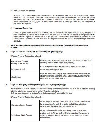 mortgage buyout agreement template