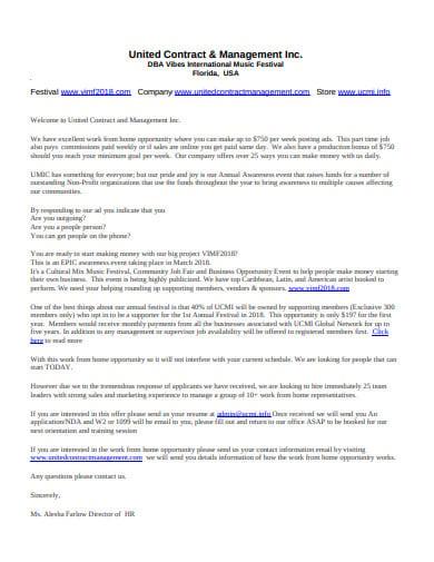 music festival investment club partnership agreement