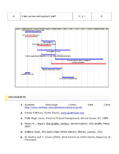 open office gantt chart template