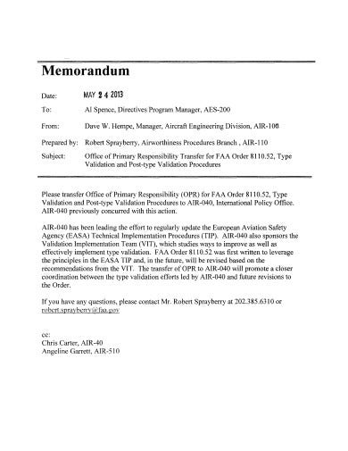 primary office memo template