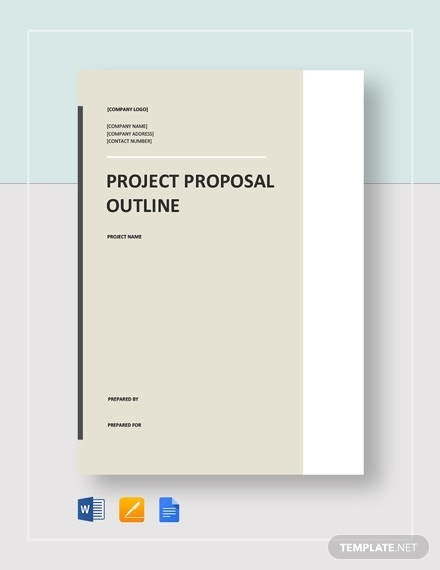 project proposal outline