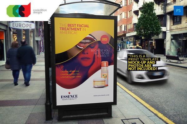 bus stop billboard 1