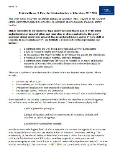 educational research quality ethics1