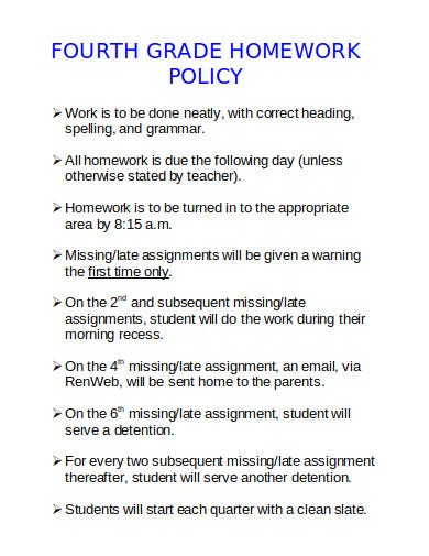 Secondary homework policy free essay stories