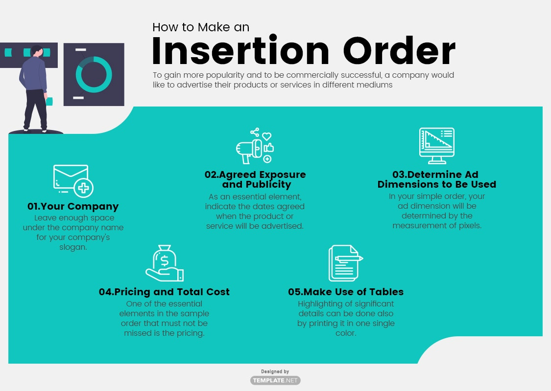 insertion order template