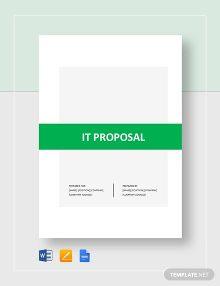 it proposal
