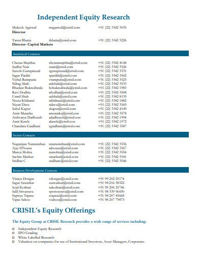 Equity Report Template from images.template.net