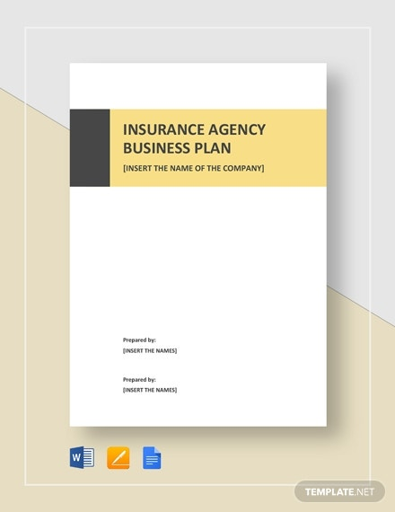 insurance agency business plan2