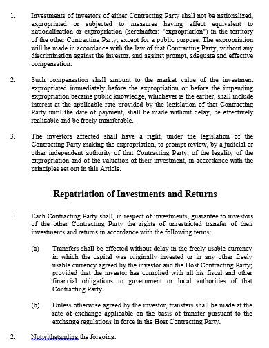 investment partnership agreement template in doc
