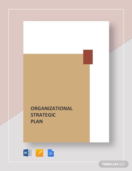 organizational strategic plan