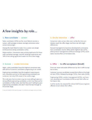 recruiting funnel metrics