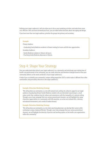 recruitment marketing strategy development