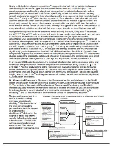 research framework gantt chart