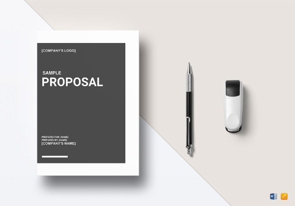 sample proposal outline 1