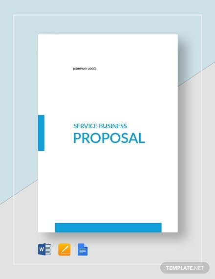 service business proposal