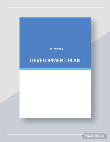 simple development plan1