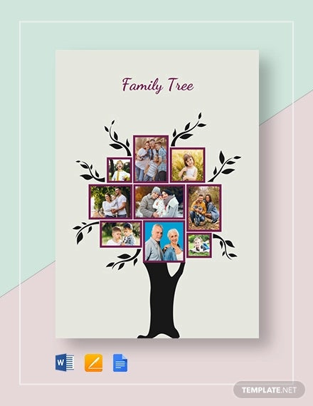 simple family tree template1