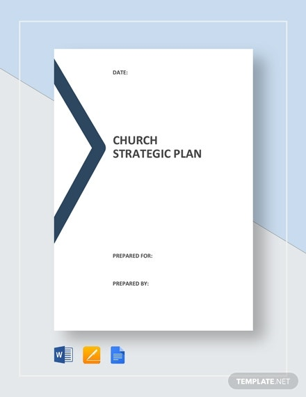 church strategic plan