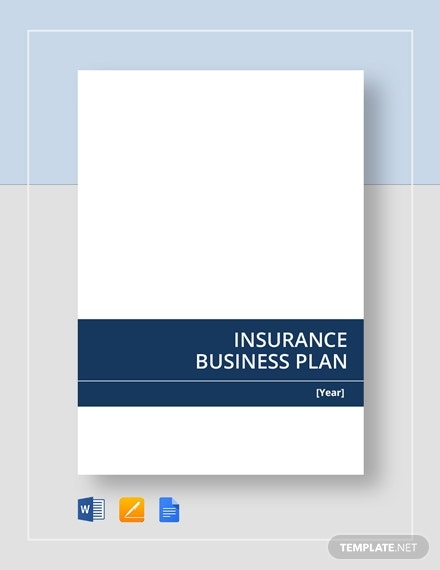 insurance business plan1