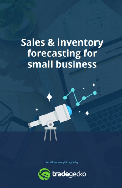 sales and inventory forecasting for small business