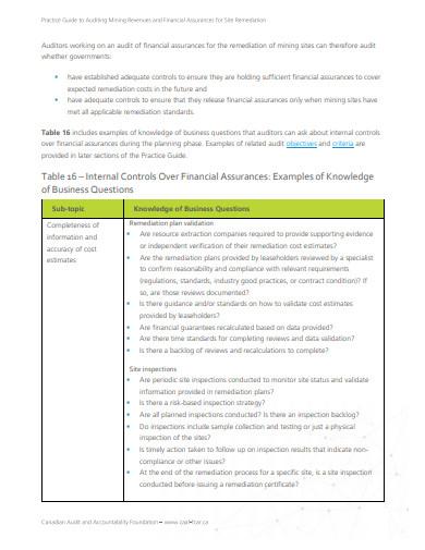 audit remediation plan validation