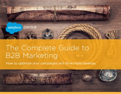 b2b marketing complete guide