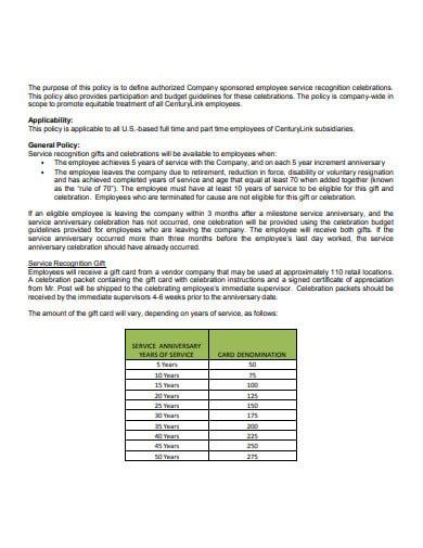 retirement certificate of appreciation celebaration