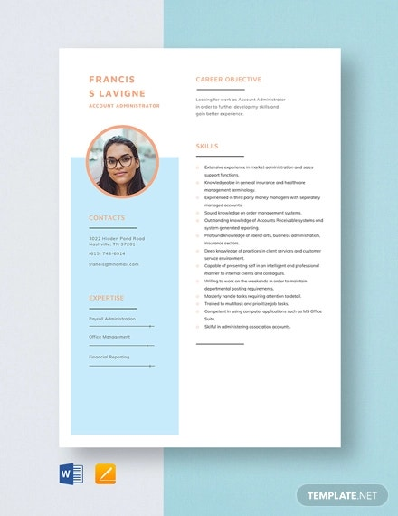 34 Mac Resume Templates Word Psd Indesign Apple Pages