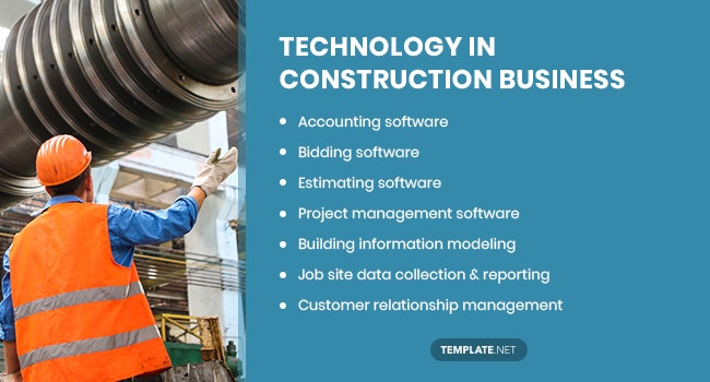technology in construction business