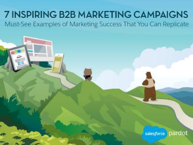 b2b marketing campaign sample