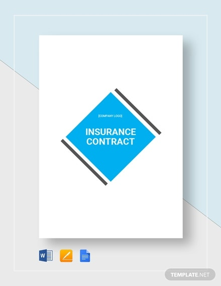 insurance contract 1