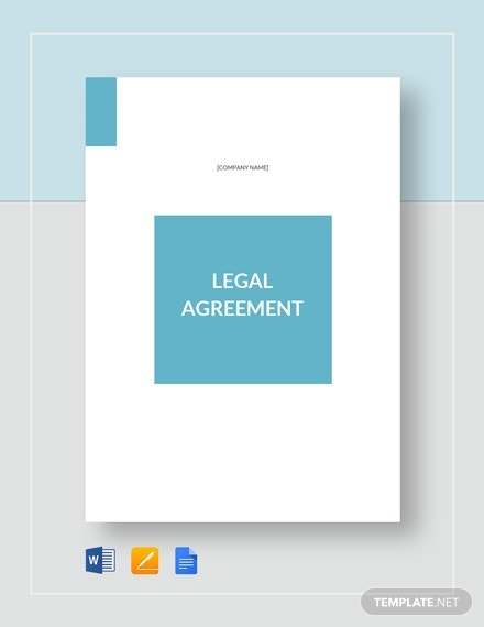 legal agreement1