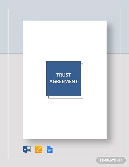 trust agreement