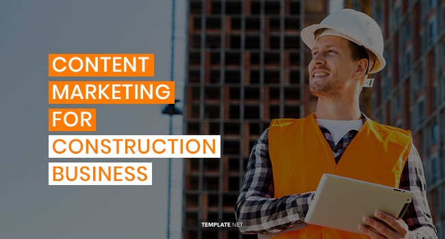 content marketing for construction business