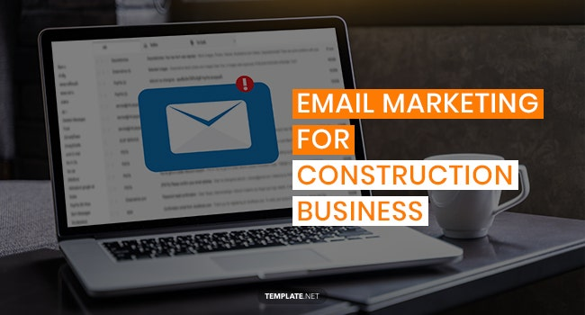 email marketing for construction business
