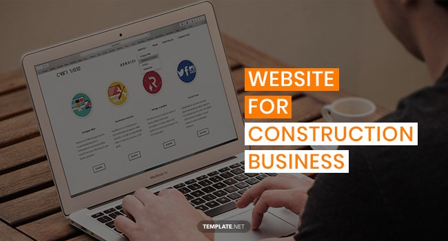 website for construction business