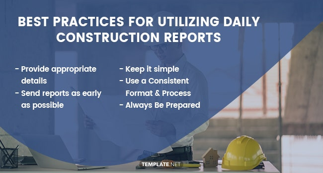 best practices for utilizing daily construction reports