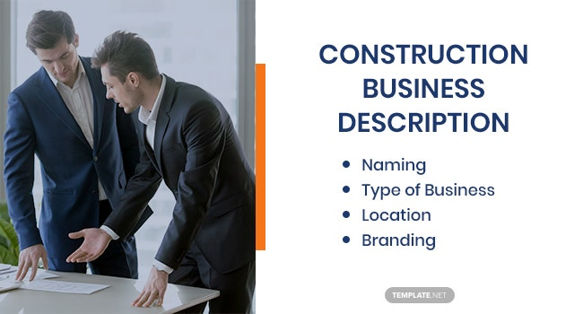 construction business description