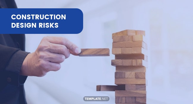 construction design risks