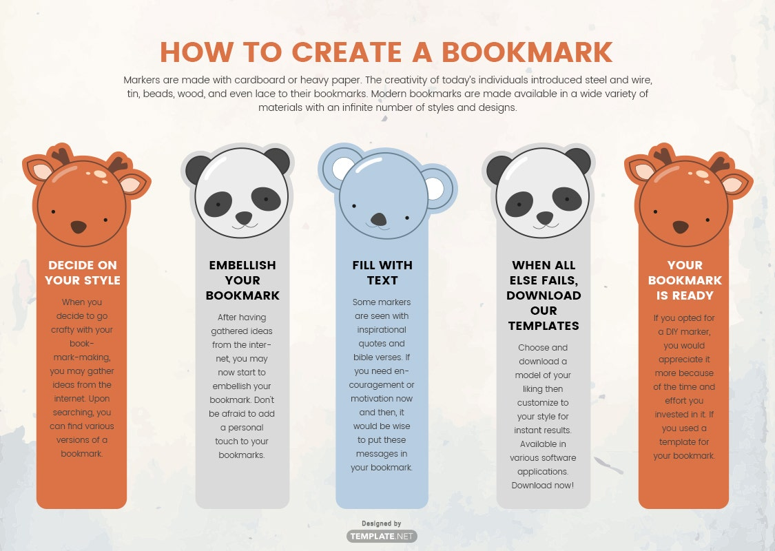 how to create a bookmark