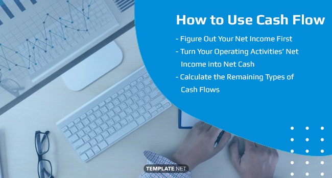 how to use cash flow