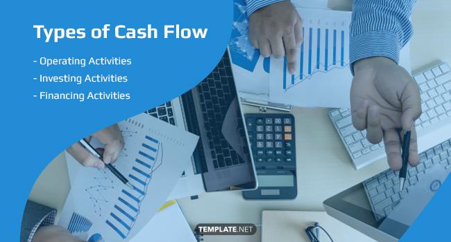 types of cash flow