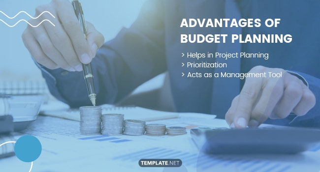 advantages of budget planning
