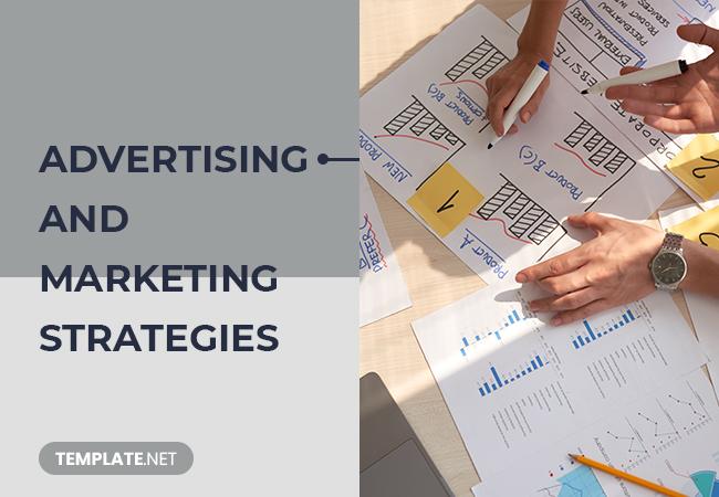 advertising and marketing strategies