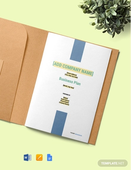 free sample construction business plan template1