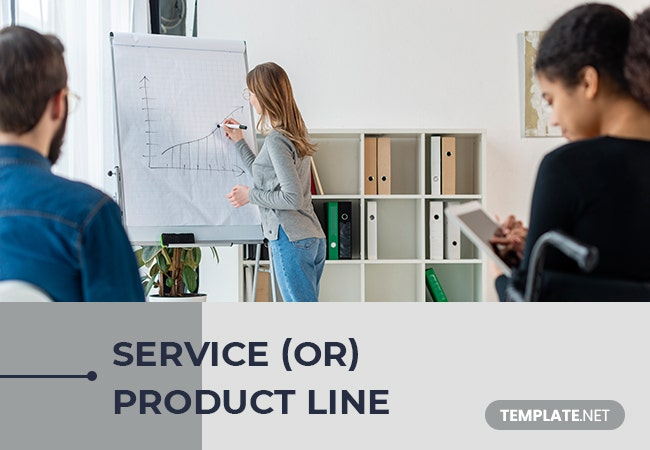 service or product line