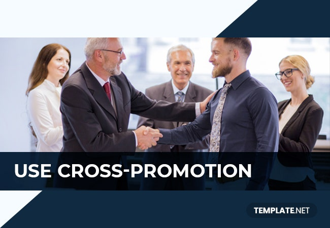 use cross promotion